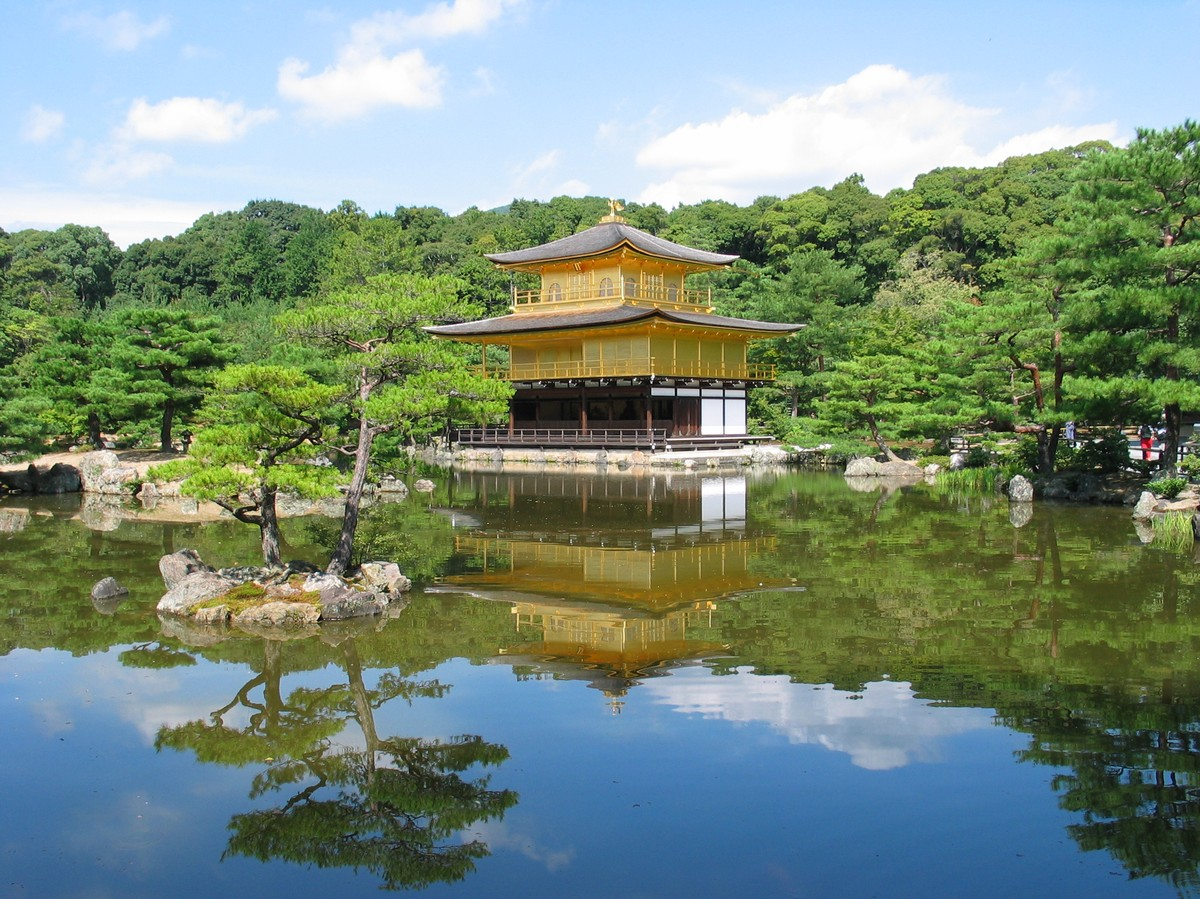 how to get to kinkakuji tmeple