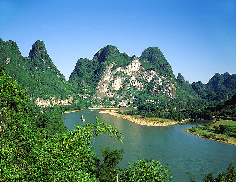 Li River Cruise China Alterra Cc