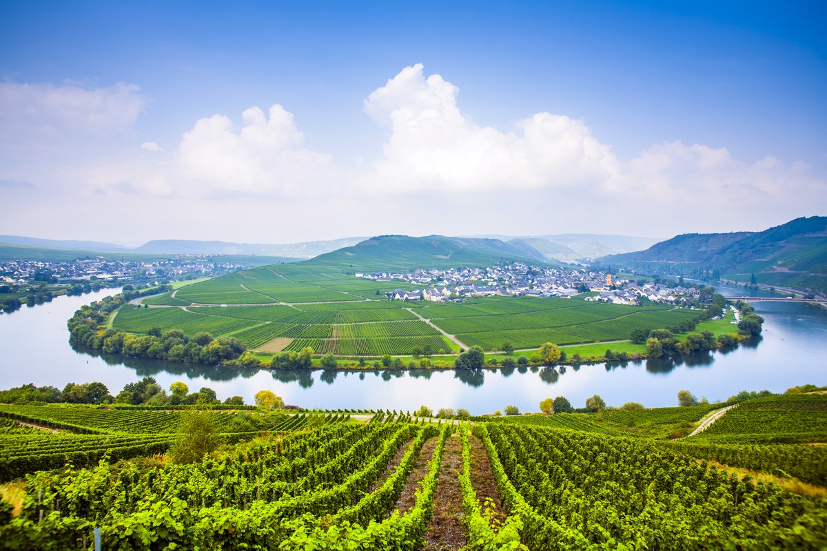 Moselle Valley Germany Alterra Cc