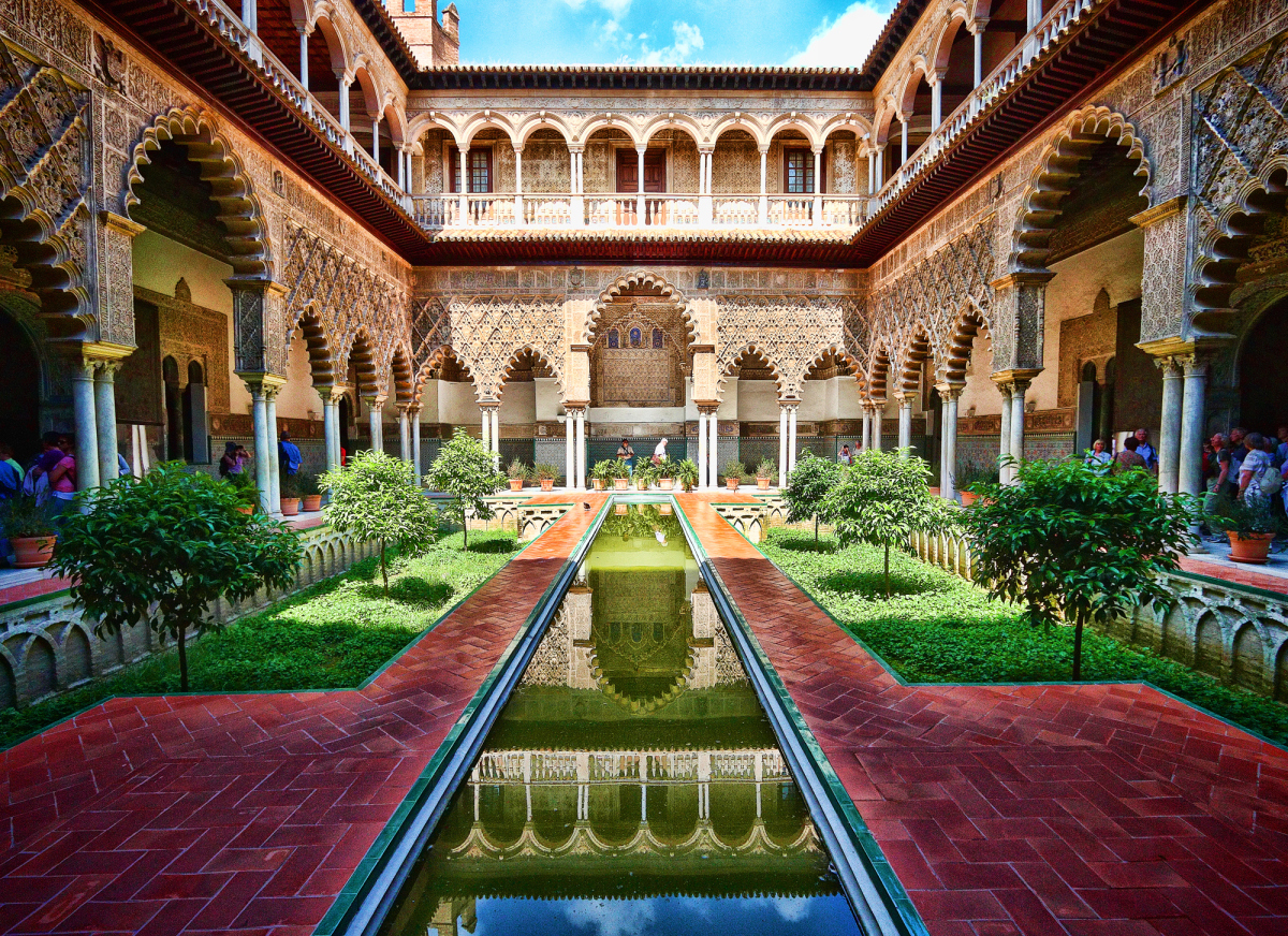 Seville spain for Piscine sevilla