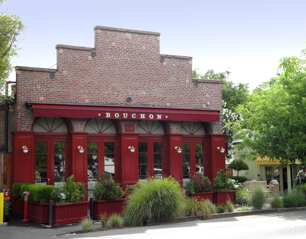 Best Restaurants Yountville