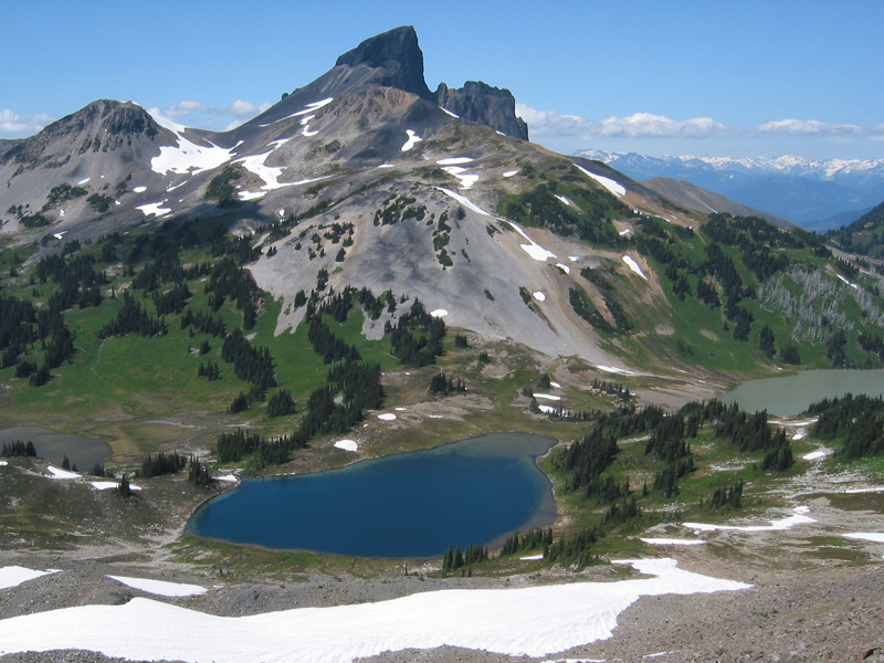 how to get to garibaldi provincial park from vancouver