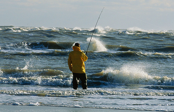 Cape hatteras north carolina usa for Nc surf fishing report