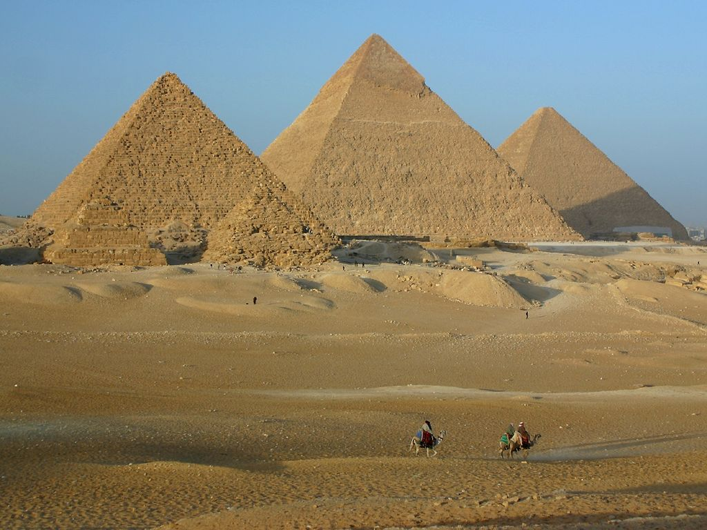 Pyramids Of Giza Egypt Alterracc - Map of egypt pyramids and sphinx