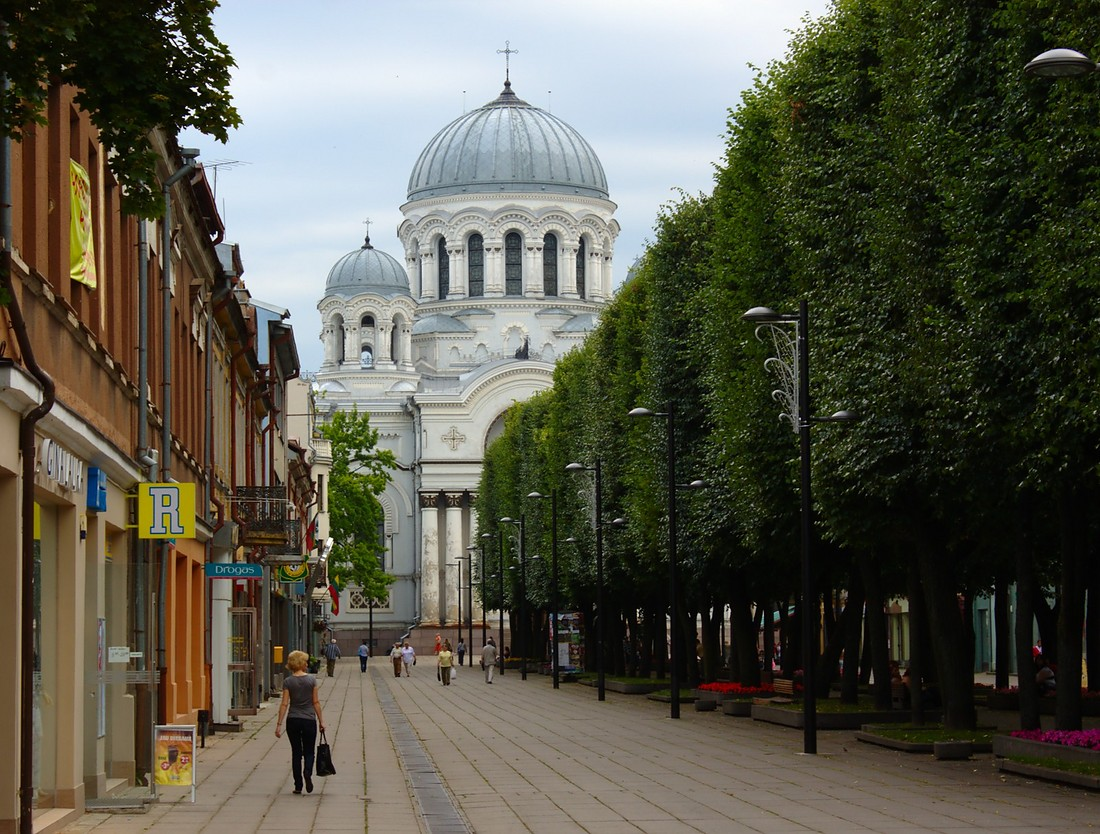 Kaunas: sights - from history to modern times